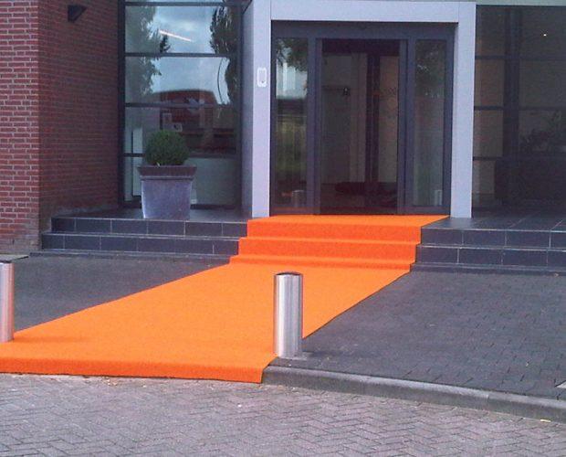 Oranje loper