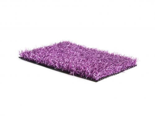 HomeGrass Group BV Trendy Grass Paars 001 500x375 - Gekleurd kunstgras