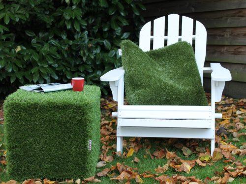Kunstgras meubels