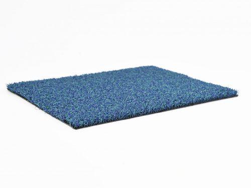 Buitentapijt wellness blauw