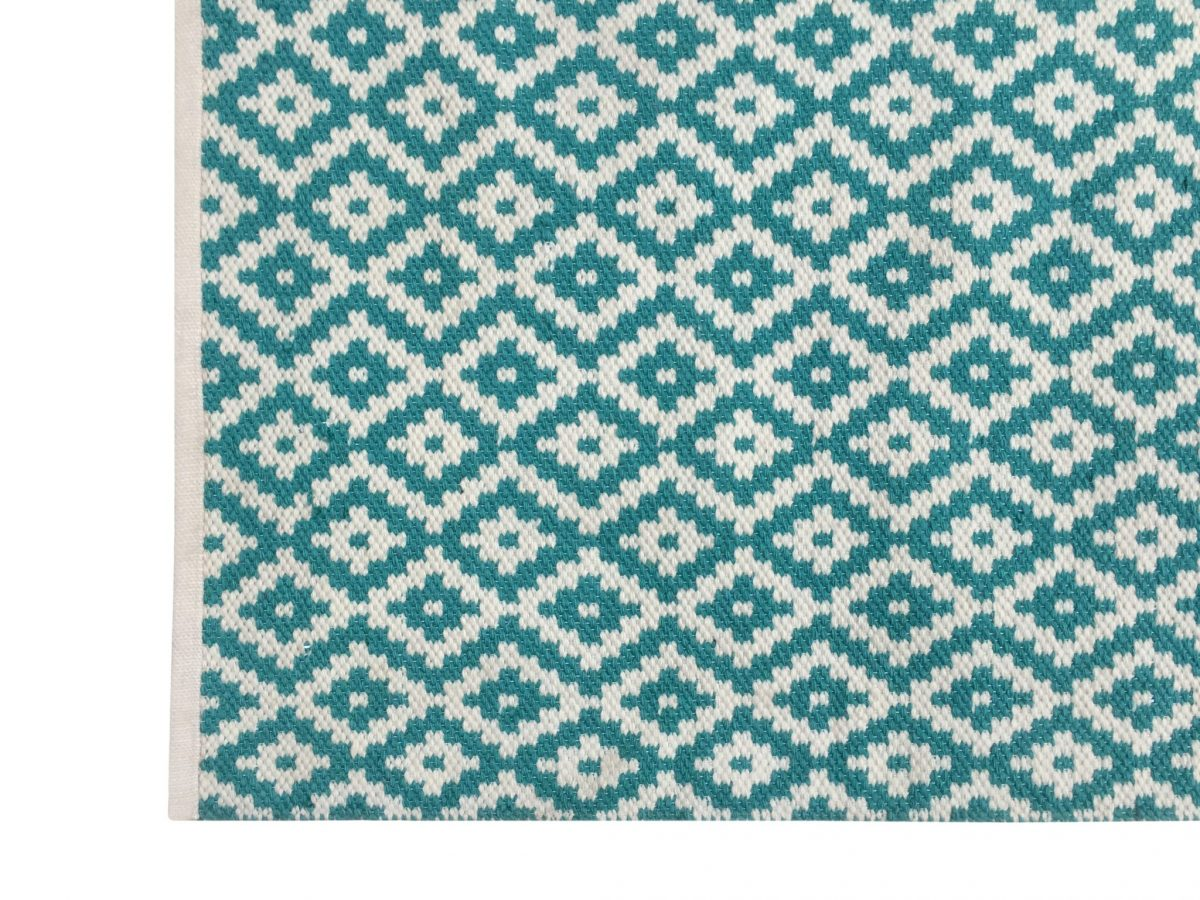 Green Label design 53 turquoise detail
