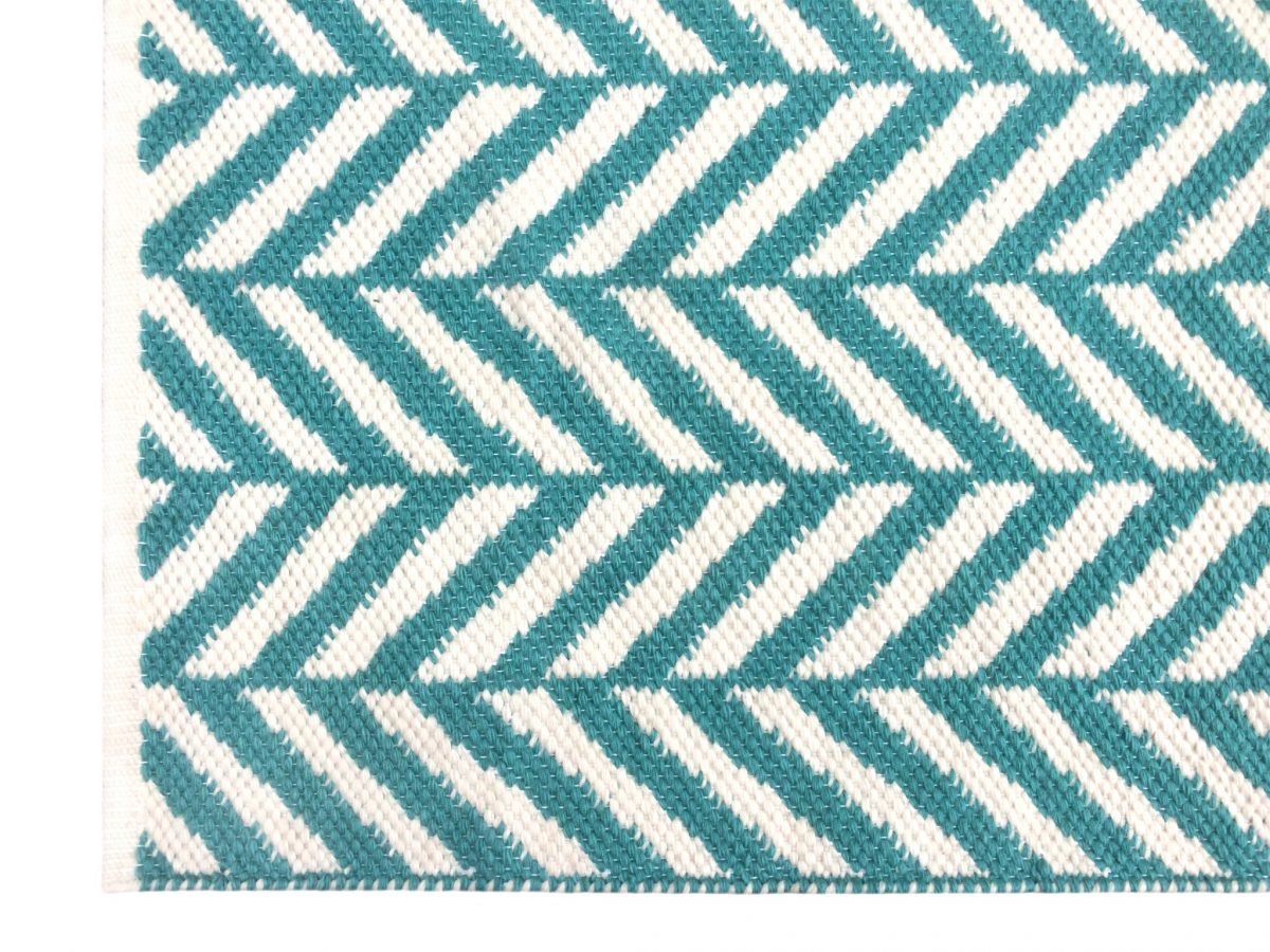 Green Label design 54 turquoise detail
