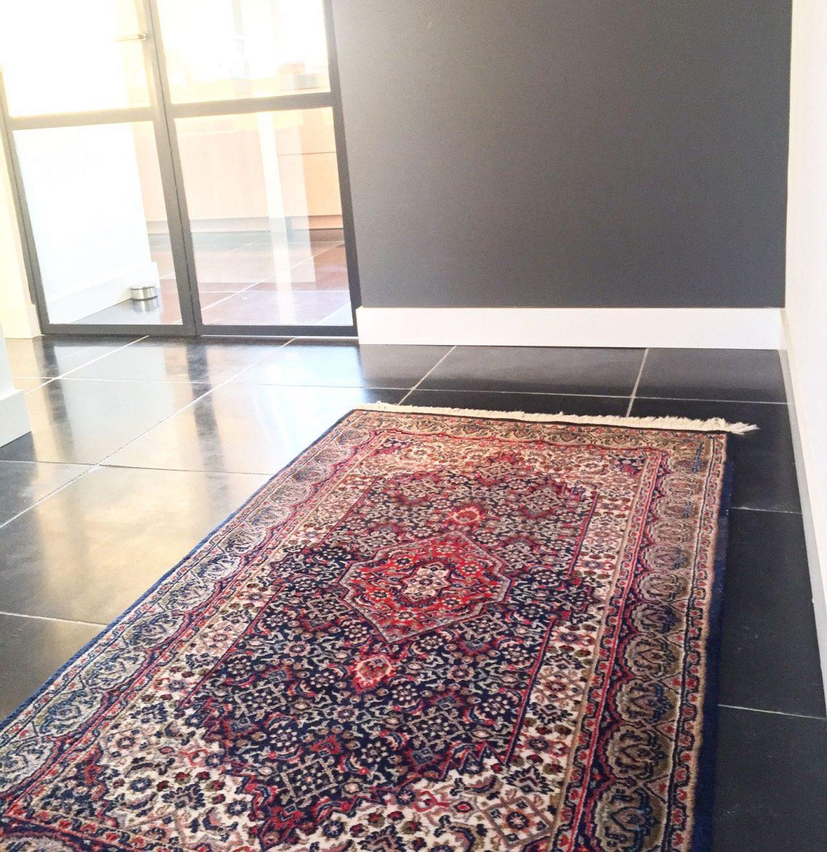 Origineel Bidjar tapijt India