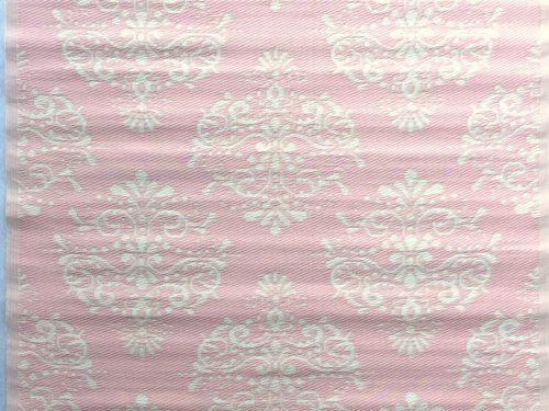 Buitenkleed kunststof zambia roze