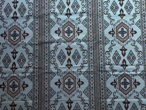 blauw bruin 500x375 - Groot buitenkleed