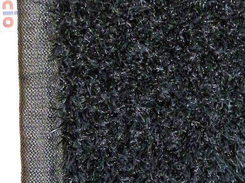 Grastapijt zwart