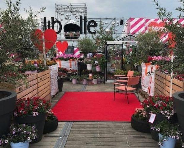 Graskleed rood bij de Libelle zomerweek 2018