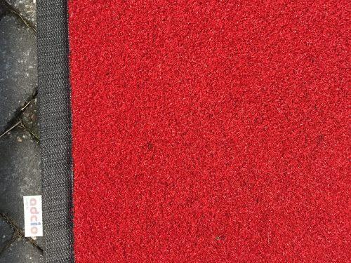 Buitenkleed remix rood foto 1